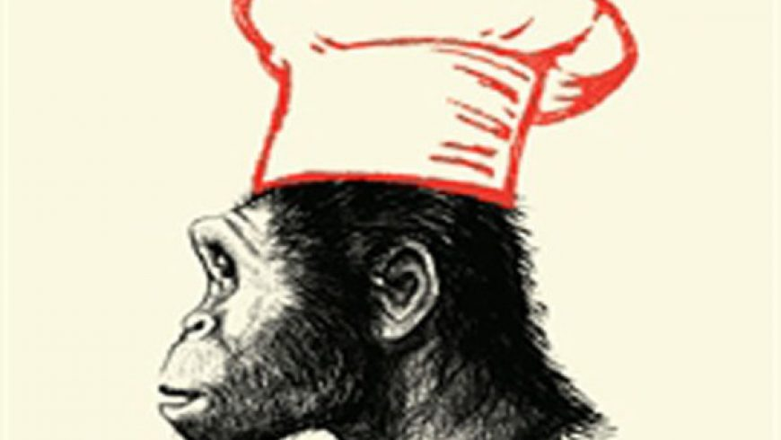 We are Human because we Cook our Foods