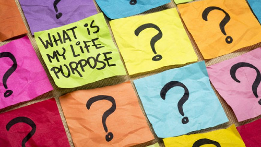 Your Purpose for Living