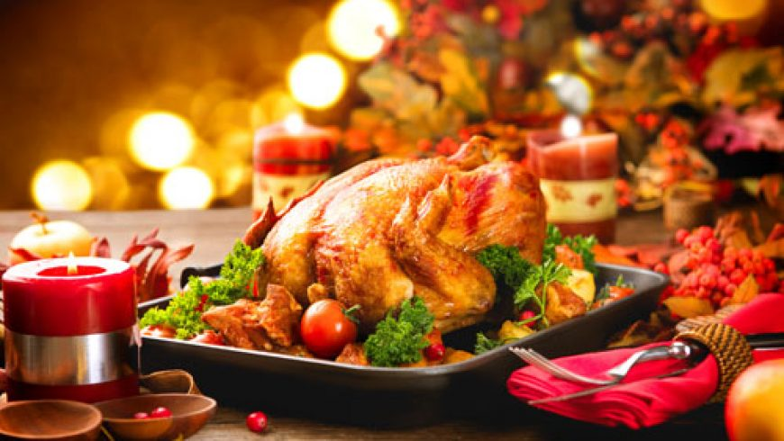 Eat and Be Merry This Christmas